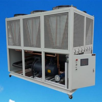 风冷螺杆式冷水机厂家风冷螺杆式水冷机品牌冷冻机