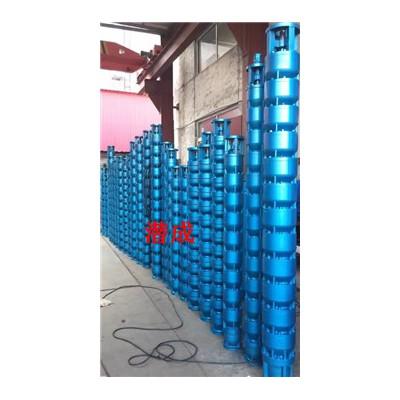 天津温泉耐高温深井泵选型_100度温泉井用潜水泵厂家潜成公司